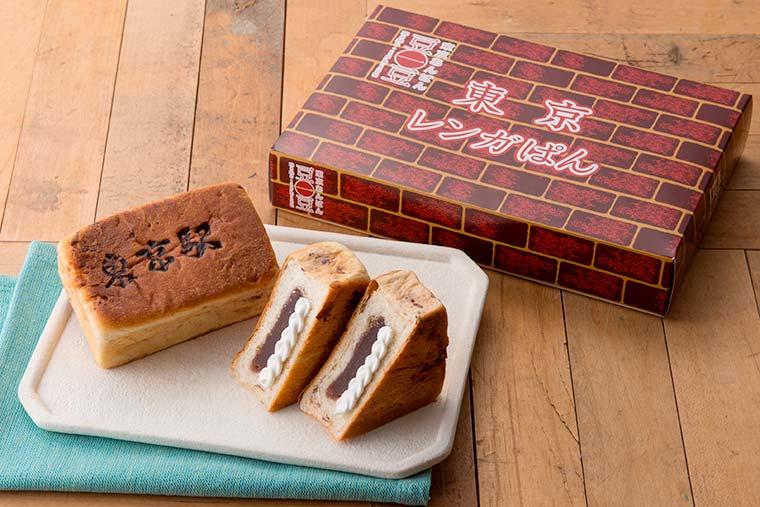 東京あんぱん豆-豆(まめいちず)「東京レンガパン」