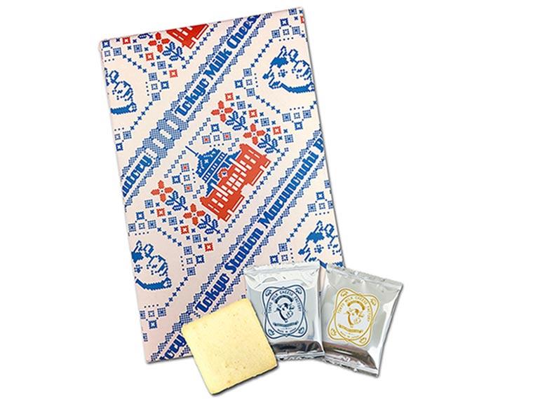 東京ミルクチーズ工場「東京駅丸の内駅舎パッケージクッキー 20枚入り」