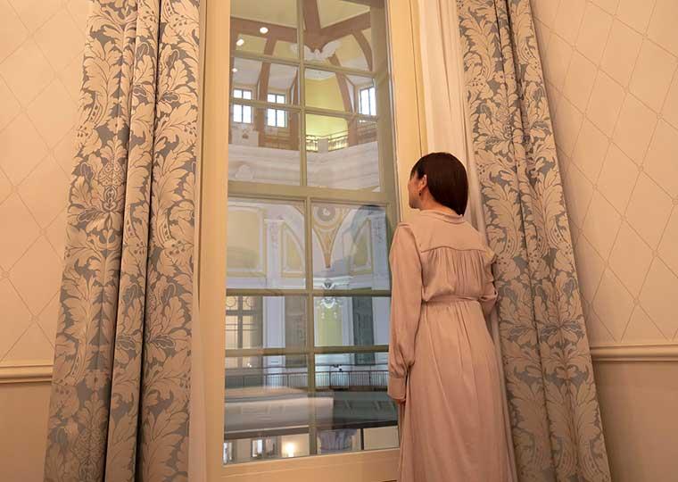 東京ステーションホテル ドームサイド客室