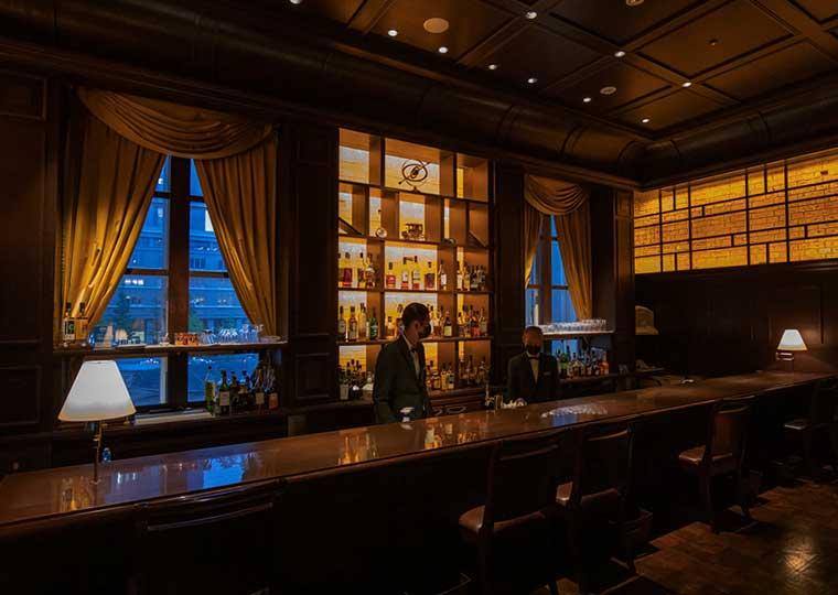東京ステーションホテル Bar Oak