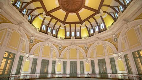 文化財・東京駅舎で歴史をたどる贅沢ステイ「東京ステーションホテル」