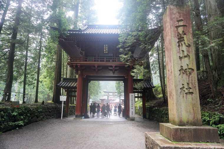日光東照宮 二荒山神社