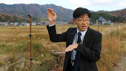 コウノトリが舞う空 いのちを育む兵庫県豊岡市の挑戦