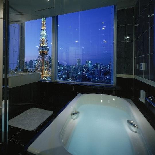 ザ・プリンス パークタワー東京 東京タワービューバスルーム