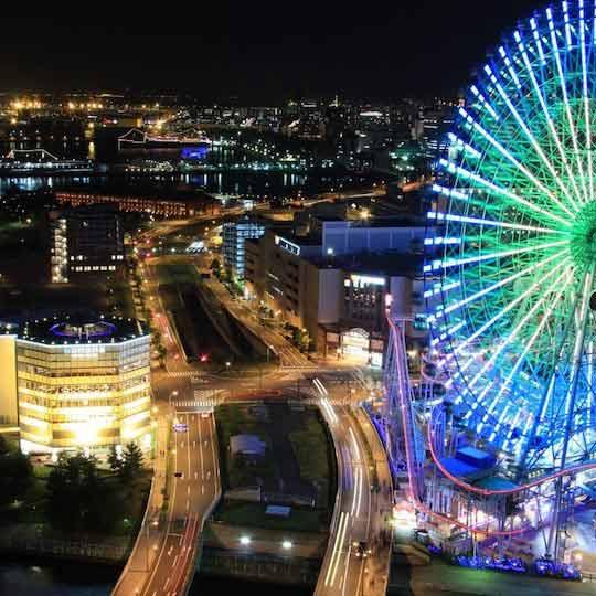 横浜ベイホテル東急 ベイビュー