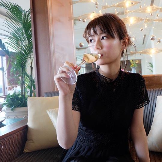 ザ・ブセナテラス 井口綾子