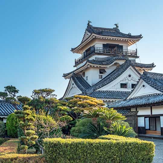 高知県 高知城跡