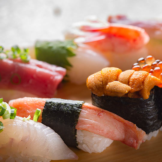 北海道 海鮮グルメ 寿司