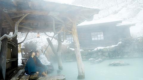 乳頭温泉郷「鶴の湯別館 山の宿」心と身体を整える湯治旅へ