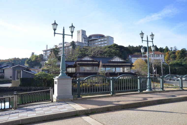 和倉温泉 渡月橋
