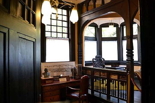 風見鶏の館の内部 Ⓒ一般財団法人神戸国際観光コンベンション協会