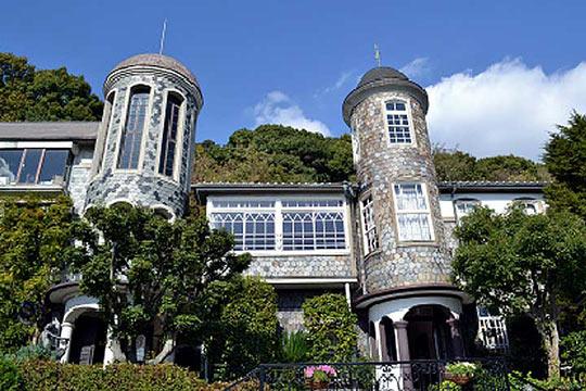 うろこの家・うろこ美術館 Ⓒ一般財団法人神戸国際観光コンベンション協会