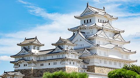 世界遺産の姫路城と神戸、京都、奈良で日本の美にふれる1泊2日