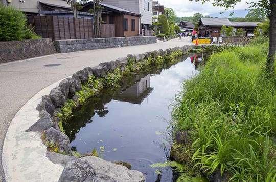 忍野八海 鏡池