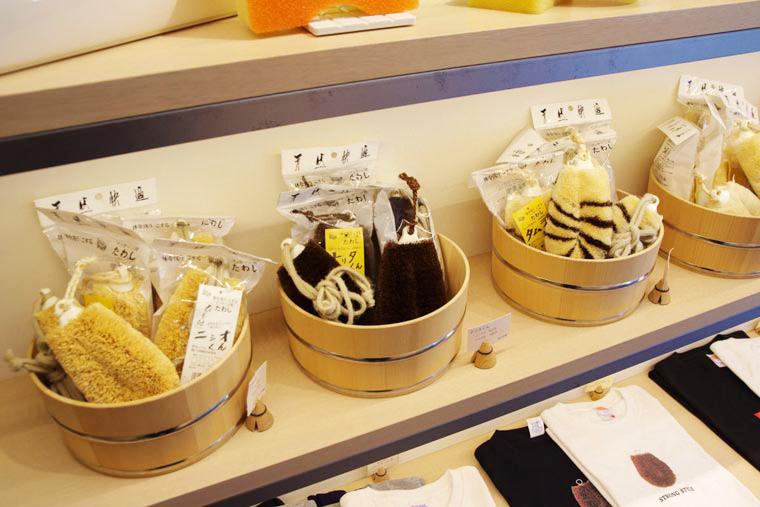 亀の子束子 谷中店