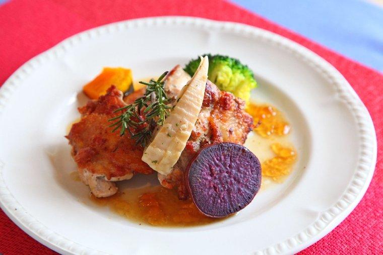 千葉養老渓谷 レストラン 「ラ・フランス」