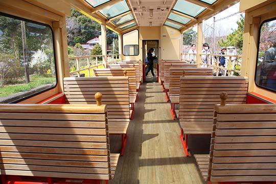 千葉県 小湊鉄道 トロッコ列車