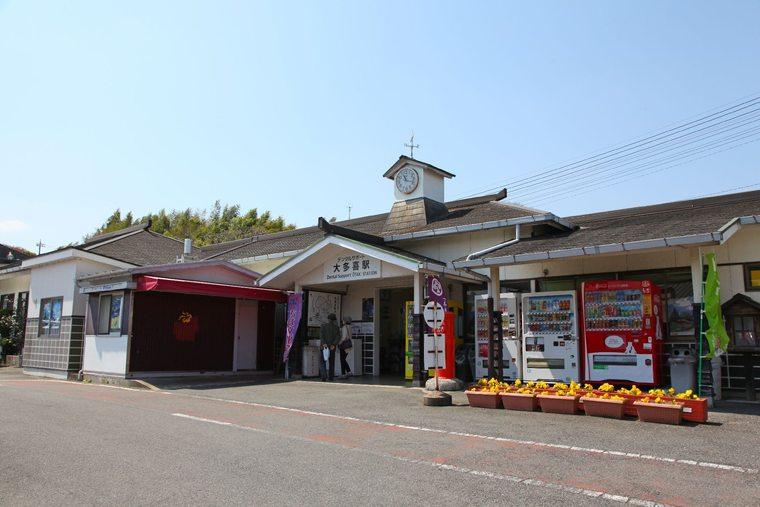 千葉 「関東の駅百選」にも選ばれた大多喜駅