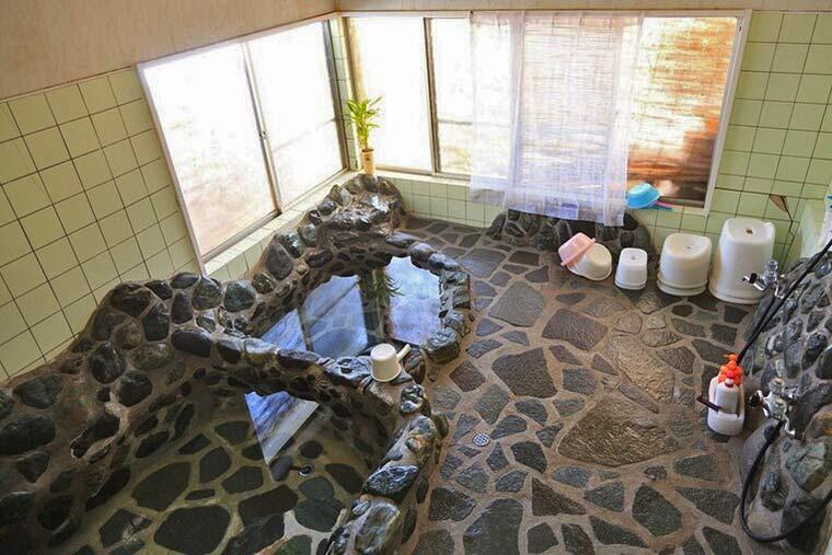 森井旅館の貸切風呂