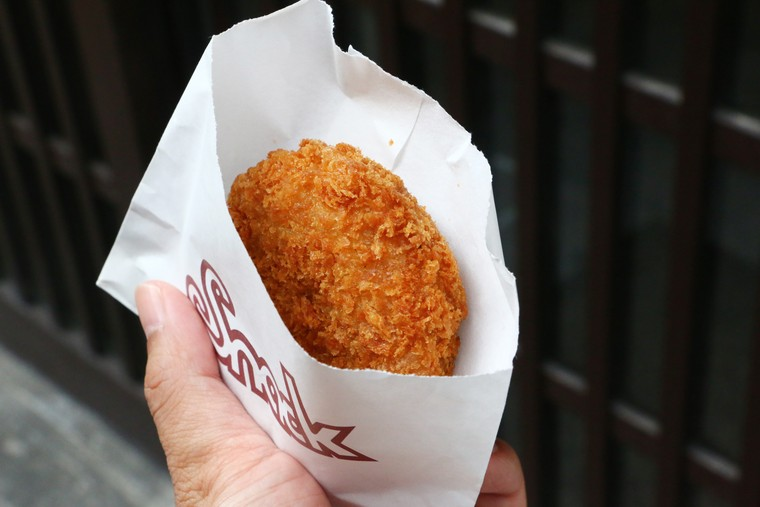 竹中肉店「お肉屋さんミンチカツ」