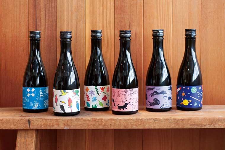 白瀧酒造 純米吟醸 マイタイム