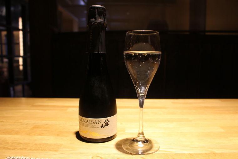 むらんごっつぉ 食前酒 瓶内二次発酵酒 あわ 八海山