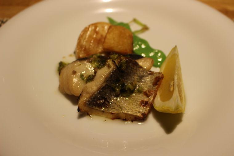 むらんごっつぉ お魚のメイン料理