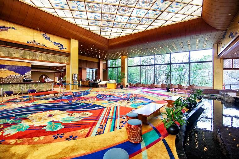 秋保温泉 高級旅館