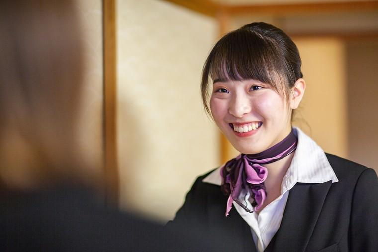秋保温泉 ホテル瑞鳳 スタッフ