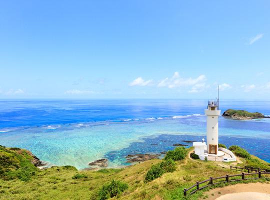 石垣島・西表島・小浜島(八重山諸島)