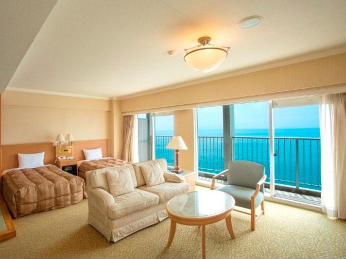 ホテルリゾーピア 熱海 客室例