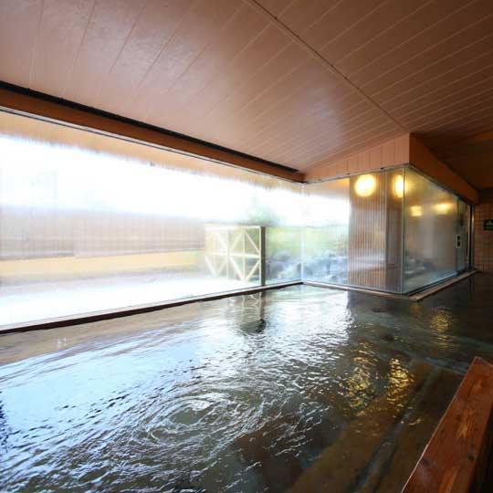 大江戸温泉物語 熱海温泉 あたみ 檜の湯