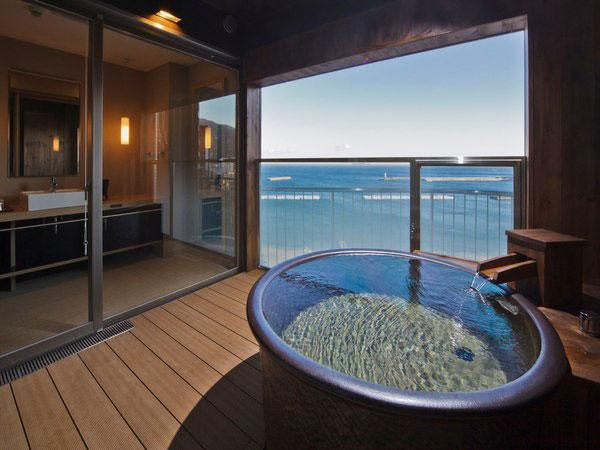 熱海シーサイドスパ&リゾート 客室露天風呂