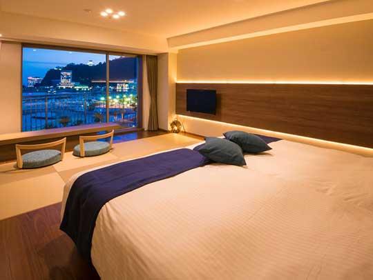 熱海シーサイドスパ&リゾート 客室例