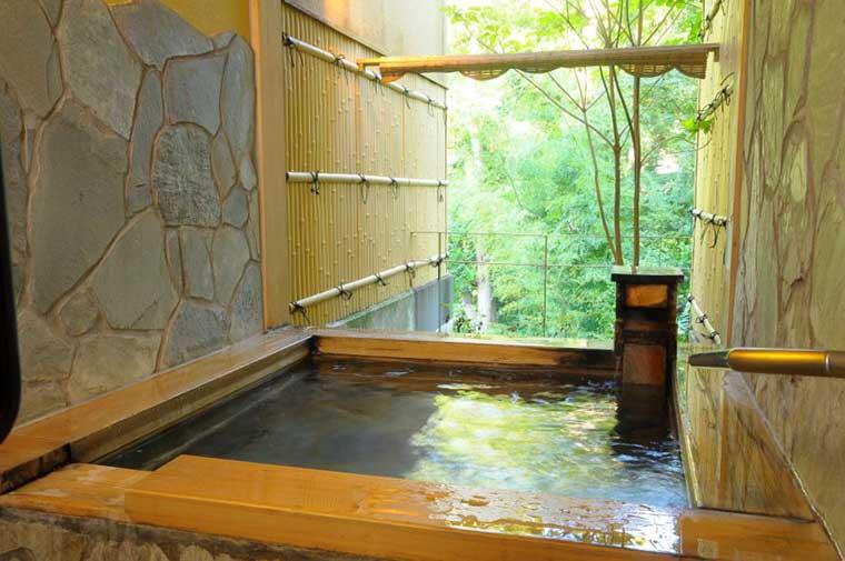 熱海ホテルパイプのけむり 貸切風呂
