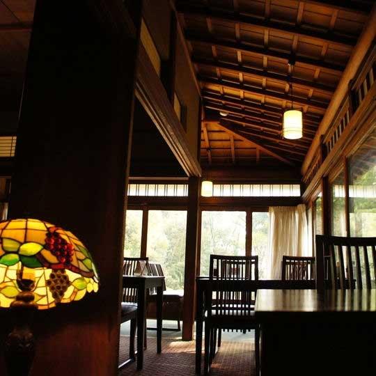 熱海ホテルパイプのけむり 古民家風レストラン