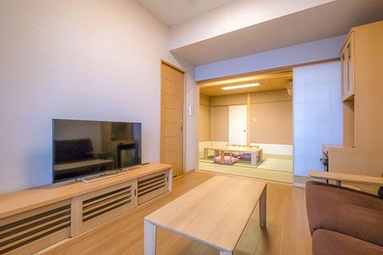 熱海温泉 味と湯の宿 ニューとみよし 客室例