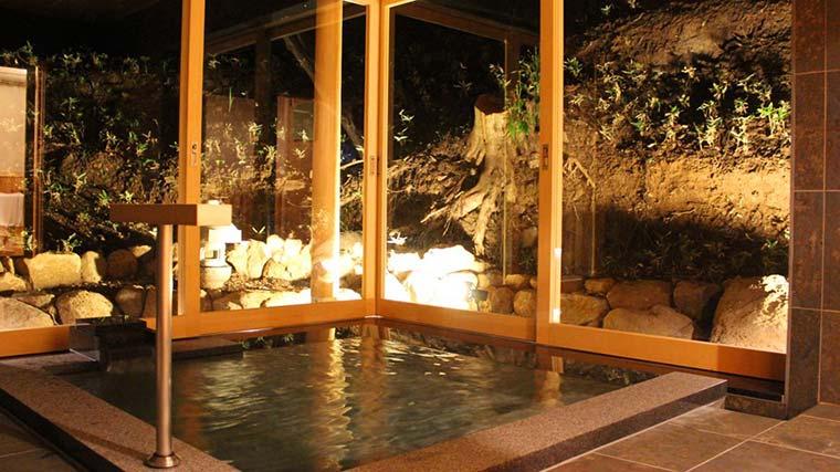 熱海温泉 源泉の宿ホテル松風苑 貸切風呂