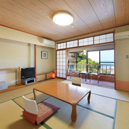 熱海温泉 源泉の宿ホテル松風苑 客室例