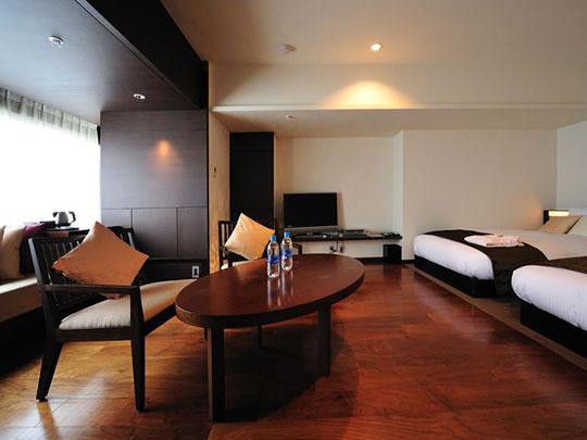 熱海温泉 HOTEL MICURAS(ホテルミクラス) 客室例(ミクラスコンフォート)