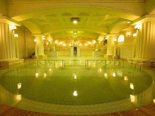 熱海温泉 ホテル大野屋 ローマ風呂