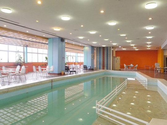 熱海温泉 熱海ニューフジヤホテル プール