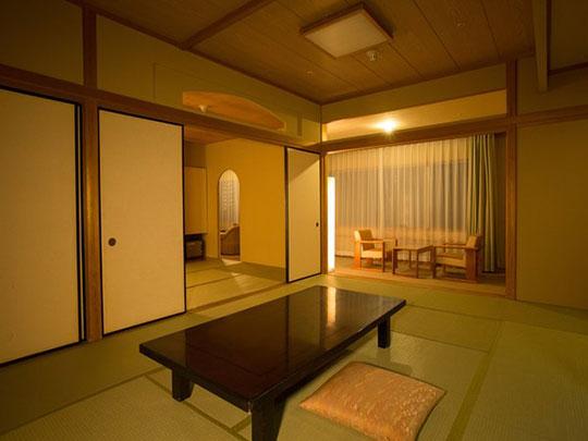 熱海温泉 熱海ニューフジヤホテル 客室例