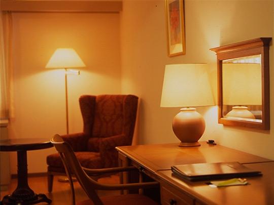 熱海温泉 伊東園ホテル熱海館 客室例