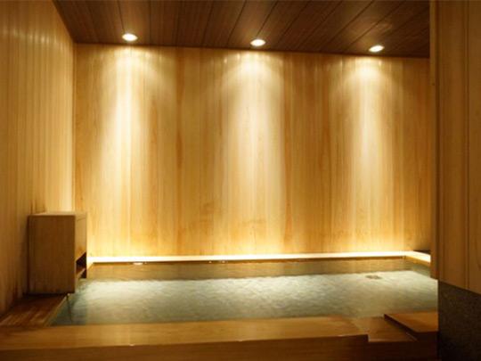 熱海温泉ホテル 夢いろは 貸切風呂