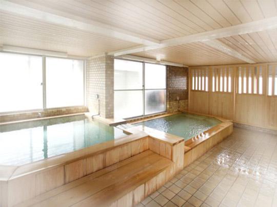 熱海温泉ホテル 夢いろは 女性大浴場