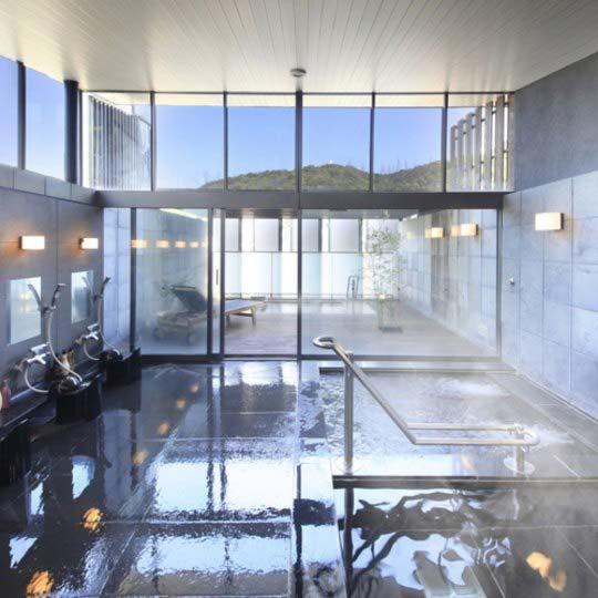 和モダンオーベルジュ 熱海TENSUI 温泉大浴場