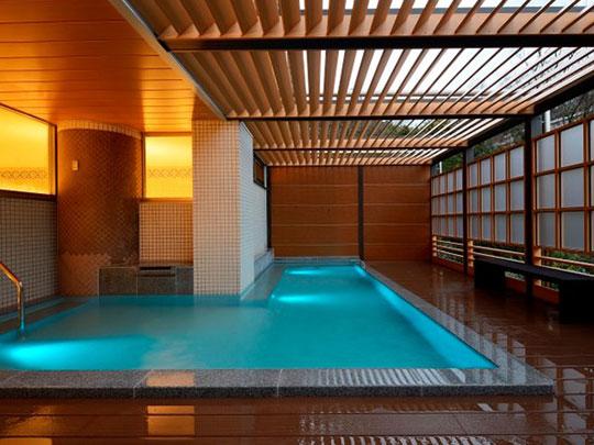 かんぽの宿 熱海本館 露天風呂