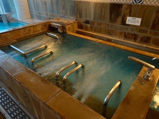かんぽの宿 熱海本館 圧注浴