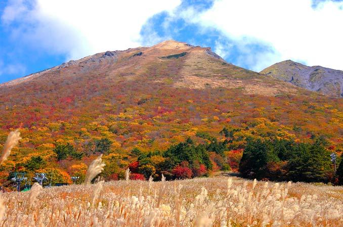 国立公園大山(だいせん)